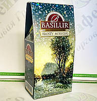 Чай Basilur Морозное утро (Подарочная коллекция) черн. 100г