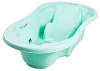 Ванночка анатомическая Tega TG-011 105 light green