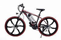 Электровелосипед Porshe electrobike RD Красный 350, КОД: 213574