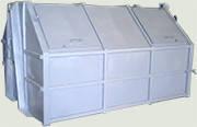 Контейнер типа Abroll для строительных и крупногабаритных отходов