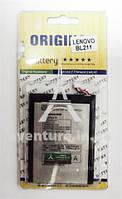 Аккумулятор 100% оригинал Lenovo BL211 P780