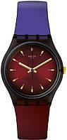 Женские Часы Swatch GB308 PUREPURPLE Оригинал