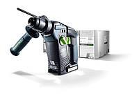 Аккумуляторный перфоратор BHC 18 Li-Basic Festool 574723
