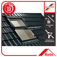 Окно мансардное Roto Designo WDF R69P H N WD AL 07/14