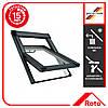 Окно мансардное Roto QT-4_H3P AL 094/180 P5E