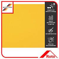 Шторка тканевая Roto Designo ZRE R6/R8 DE 06/11 M AL 2-R26