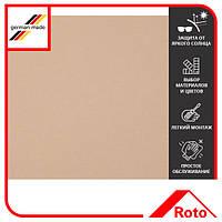 Шторка тканевая Roto Designo ZRE R4/R7 DE 07/11 M AL 1-R04