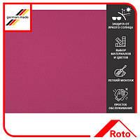 Шторка тканевая Roto Designo ZRE R4/R7 DE 07/09 M AL 2-R29