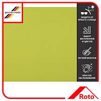 Шторка затемняющая Roto Designo ZRV R4/R7 DE 07/14 M AL 2-V25