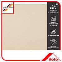 Шторка тканевая Roto Designo ZRE R4/R7 DE 07/11 M AL 1-R03