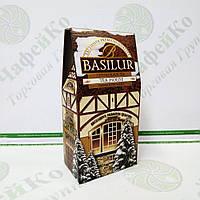 Чай Basilur Чайный Домик (Домики) черный 100г Картон