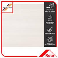 Шторка тканевая Roto Designo ZRS R4/R7 DE 07/11 M AL 3-R58