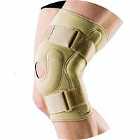Наколенник для фиксации коленного сустава с металличес