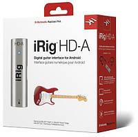 Аудиоинтерфейс IK MULTIMEDIA iRIG HD-A