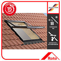 Окно мансардное Roto Designo WDF R75 H N AL 11/14