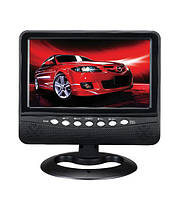 Портативный телевизор TV NS-701 7 дюймов, компактный автомобильный телевизор