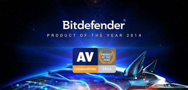 Bitdefender — Лучший Продукт 2014 года AV-Comparatives