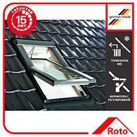Окно мансардное Roto Designo WDT R69 P H N WD AL 07/16 E