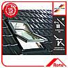 Окно мансардное Roto Designo WDT R69 P H N WD AL 11/11 E