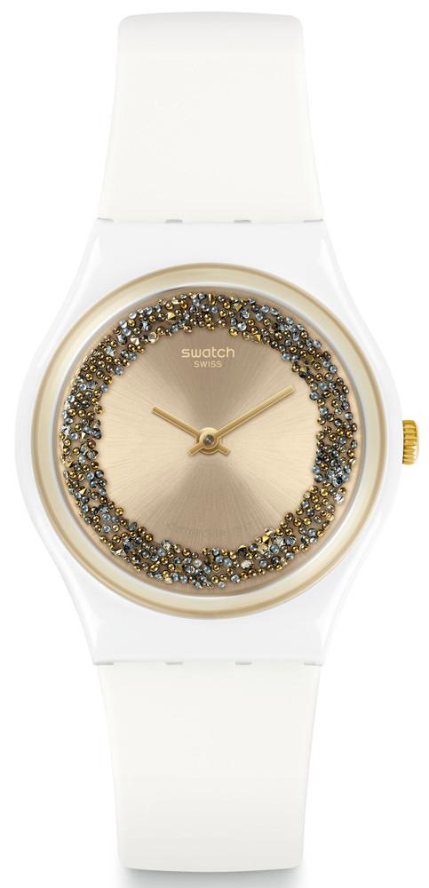 13a9b591 Женские Часы Swatch GW199 SPARKLELIGHT Оригинал, цена 1 550 грн., купить в  Львове — Prom.ua (ID#826634910)