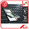 Окно мансардное Roto Designo WDT R69 P H N WD AL 09/16 E