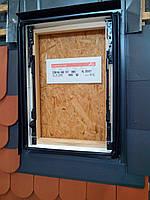 Оклад для окна мансардного Roto Designo EDR Rx WD 1X1 SNO AL 07/11