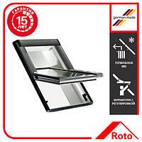 Окно мансардное Roto Designo WDF R69G K W WD AL 09/14