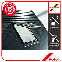 Окно мансардное Roto Designo WDF R85 H N WD AL 07/16