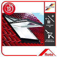 Окно мансардное Roto Designo WDF R75 K W AL 11/11