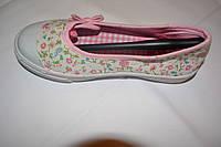 Балетки детские. макасины. р.31-20,5см.  Детская летняя обувь. Летняя детская и подростковая обувь.