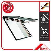 Окно мансардное Roto Designo R89GH N WD AL 09/16