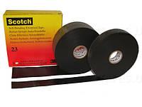 Изоляционная лента 3М Scotch 23 (38 мм х 9,1 м х 0.76 мм.) Самовулканизирующаяся (самослипающаяся).23