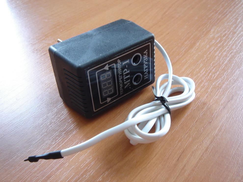 Терморегулятор для инкубатора цифровой МТР-1,электрооборудование для дома,качество,надежность