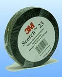 Изоляционная лента 3М Scotch 23 (38 мм х 9,1 м х 0.76 мм.) Самовулканизирующаяся (самослипающаяся).23, фото 3