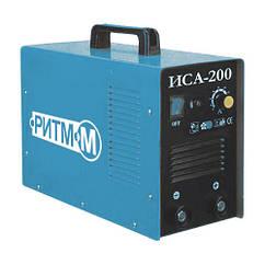 Сварочный аппарат инверторный РИТМ-М ИСА 200 hubNKCP26162, КОД: 140063