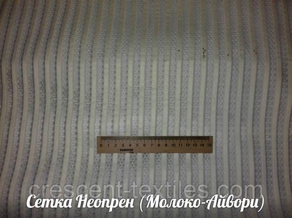 Сетка Неопрен (Молоко-Айвори), фото 2