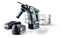 Аккумуляторный перфоратор BHC 18 Li 5,2 I-Plus Festool 575697, фото 1