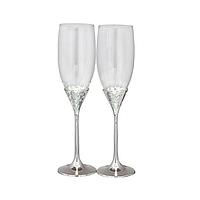 Набор фужеров Wedding Fondness для шампанского 220мл 2 шт, КОД: 171416