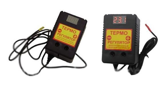 Цифровой микропроцессорный терморегулятор ЦТР-2 (розеточный),электрооборудование для дома,качество,надежность