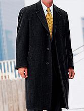 Пальто чоловіче вовняне JUPITER (52-54)