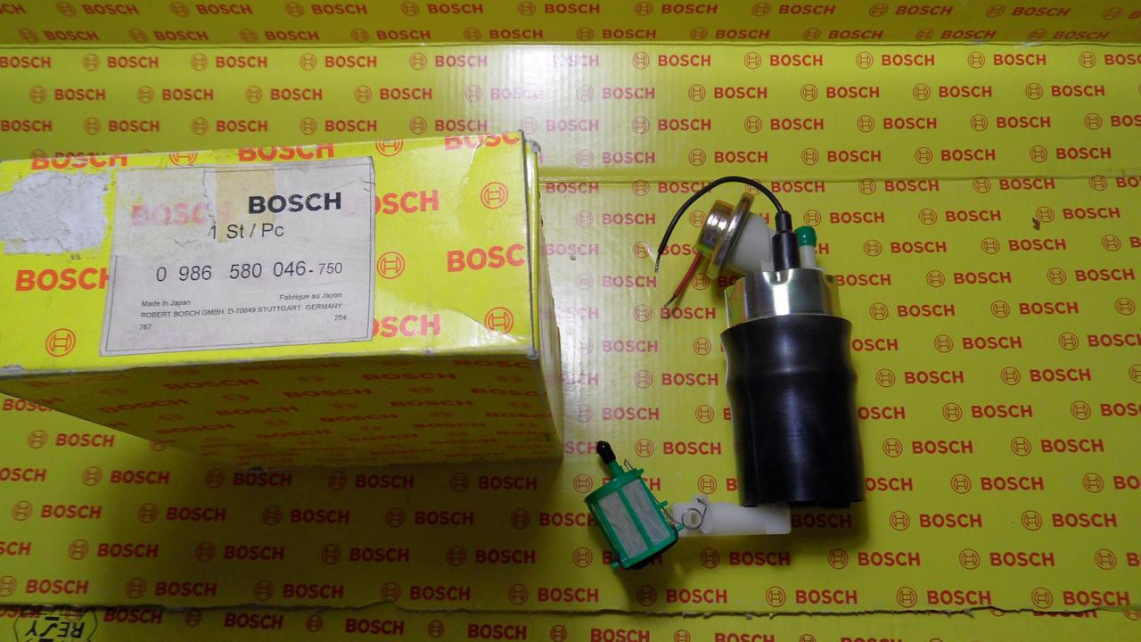 Бензонасосы Bosch 0986580046, 0 986 580 046