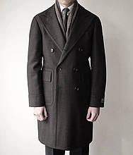 Пальто шерстяное зимние ERKA (54)