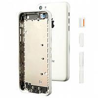 Задняя крышка корпус iPhone 5C белая