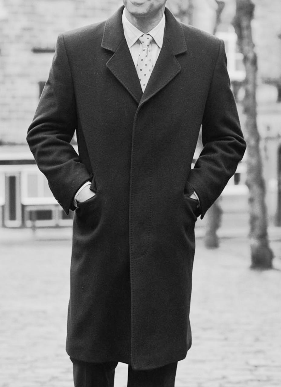 Пальто мужское демисезонное Angelo Litrico (54-56)