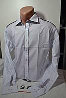 Приталенная мужская рубашка BENDU, фото 1