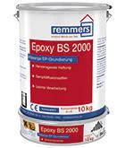 2-компонентная водоэмульгируемая грунтовочная эпоксидная смола EPOXY BS 2000 TRANSPARENT