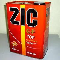 Трансмиссионное масло ZIC GEAR G-F TOP 75W90  4л