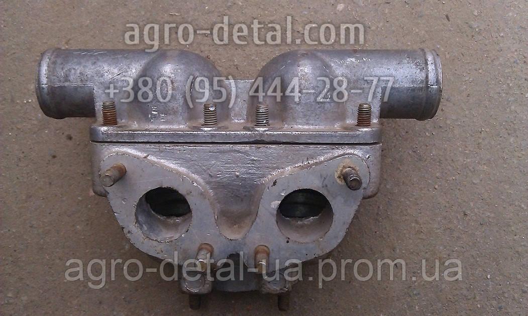 Корпус 60-23004.00 термостатов с крышкой  двигателя СМД 60,СМД 62,СМД 63,СМД 72