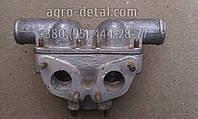 Корпус 60-23004.00 термостатов с крышкой  двигателя СМД 60,СМД 62,СМД 63,СМД 72, фото 1