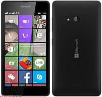 Смартфон Microsoft Lumia 540 Dual SIM Black 1/8gb 2200 мАч Qualcomm Snapdragon 200 MSM8210 + Подарки, фото 3